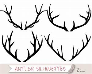Deer Antlers Clipart | Clipart Panda - Free Clipart Images