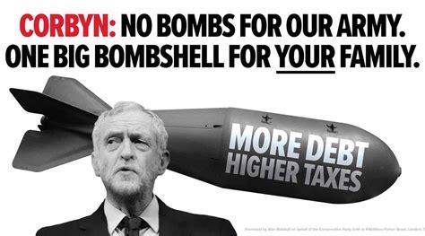 problems   conservatives  election poster  poke