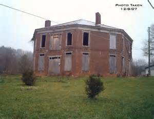 Octagon House Marion VA