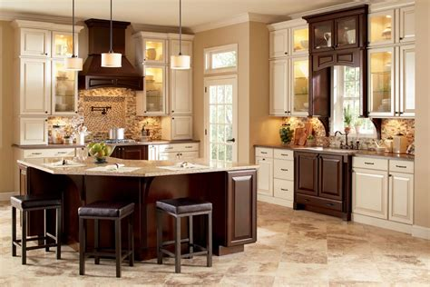 cabinet cook top kitchen color schemes cabinets drawer