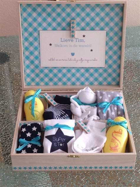 baby gift wrap ideas showered  love baby boy gift