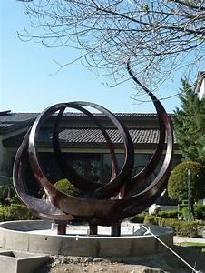 Pavillon 2 50x2 50 : la fuente t cnica lamina de acero medidas escultura pinterest ~ Whattoseeinmadrid.com Haus und Dekorationen