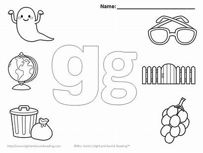 Letter Coloring Pages Preschool Printable Sheet Sheets