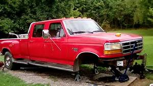 1995 Ford F350 2wd To 4wd Conversion
