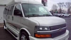 2006 Chevy Express High Top Conversion Van For Sale Call