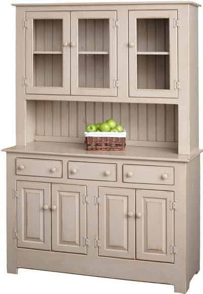 hutch kitchen furniture amish hutches amish furniture by dutchcrafters