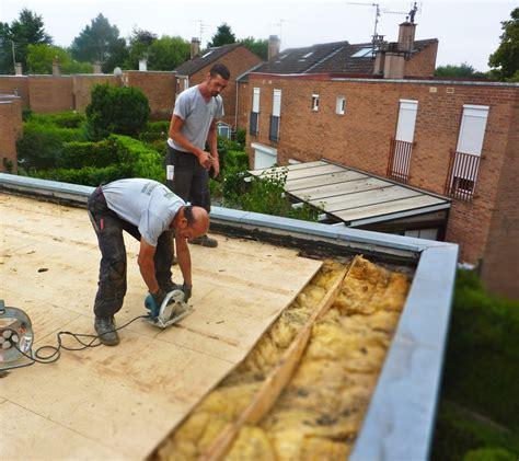 isolation toit terrasse intervention toiture lille et environs