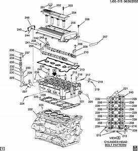 2002 Chevrolet Cavalier Engine Diagram
