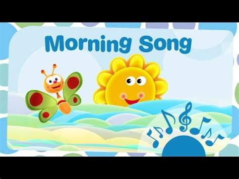 morning routine morning song nursery rhymes by babytv