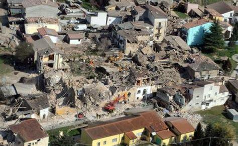 Cupola Immobiliare Napoli by Terremoto Abruzzo Inchiesta Quella Polvere