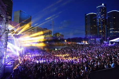An abridged history of Movement, Detroit's electronic music festival - mlive.com