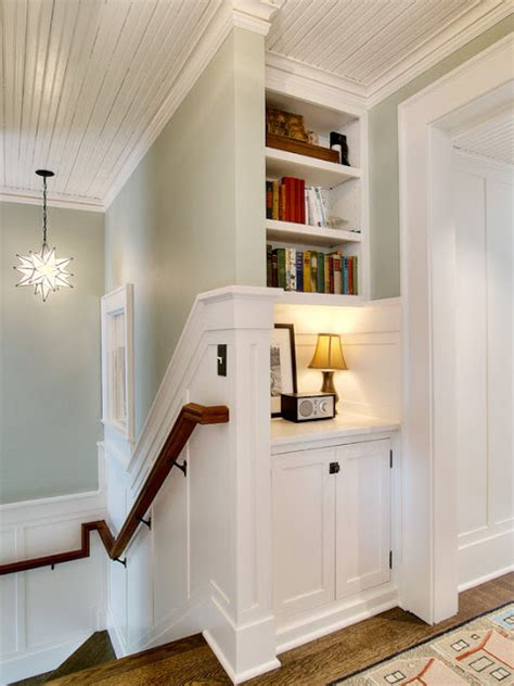 Ideas For Upstairs Landing by Upstairs Hallway Nook Content In A Cottage