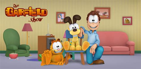 The Garfield Show | Games, videos and downloads | Boomerang