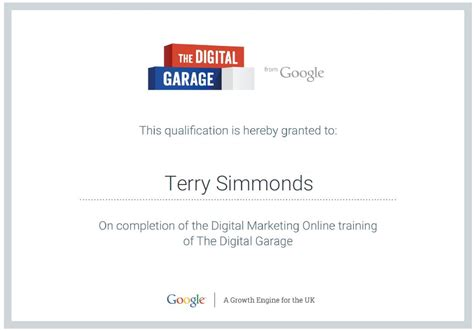 free marketing certifications digital marketing certificate