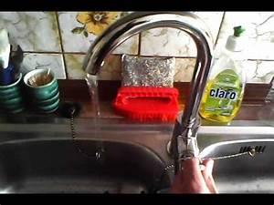 Niederdruck Armatur Anschließen Anleitung : anschluss einer waschtischarmatur mit flexschl uchen an doovi ~ Buech-reservation.com Haus und Dekorationen