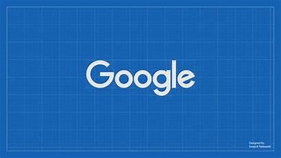 Google 4k Wallpapers Background Blueprint Ultra Technology