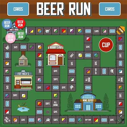 Board Drinking Beer Run Games Ps4 Party