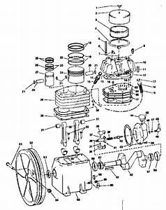 Craftsman 106175170 Air Compressor Parts