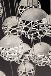 Luminaire Suspension Design Italien : luminaires contemporains italiens eclairage suspension ~ Carolinahurricanesstore.com Idées de Décoration