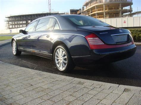 Used 2009 Maybach 62 Wallpapers, 6.0l., Gasoline, Fr Or Rr