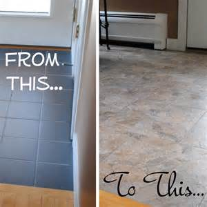 Installing Groutable Vinyl Floor Tiles by 301 Moved Permanently