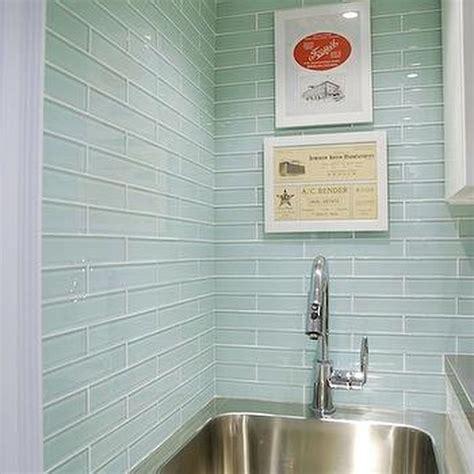 kitchen backsplash glass sea glass backsplash kitchen