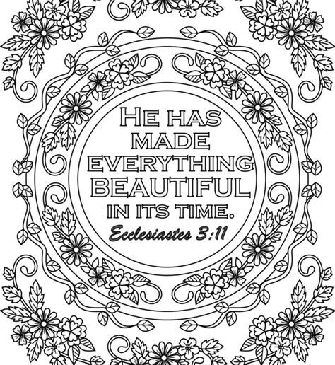 bible verses coloring pages coloring posters