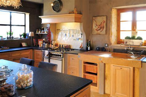 cuisine en u emejing cuisine classique en bois massif images home
