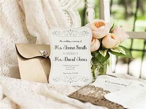 cricut wedding invitations gangcraftnet With cricut vintage wedding invitations