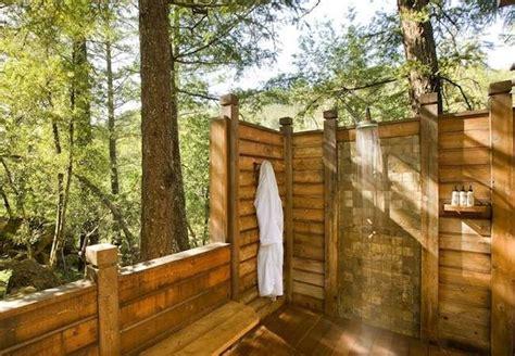 Outdoor Showers : 16 Diys To Beat The Heat