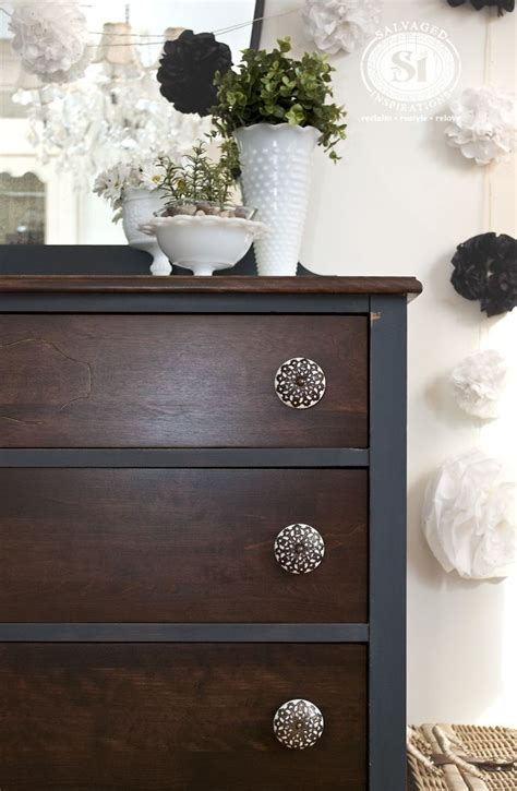 bluestone cottage vintage velvet dresser java gel stains