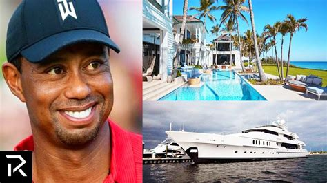 How Tiger Woods Spent $800 Million! - YouTube