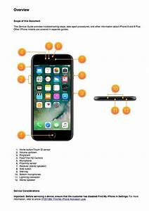 Iphone 8 And Iphone 8 Plus Service Manual Guide To