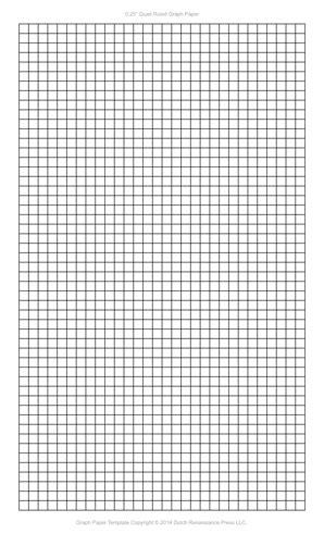 graph paper template legal  templates