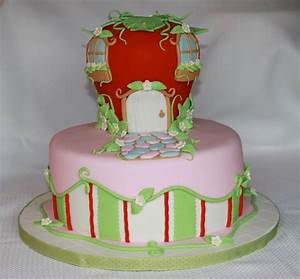 .: Strawberry Shortcake Cake