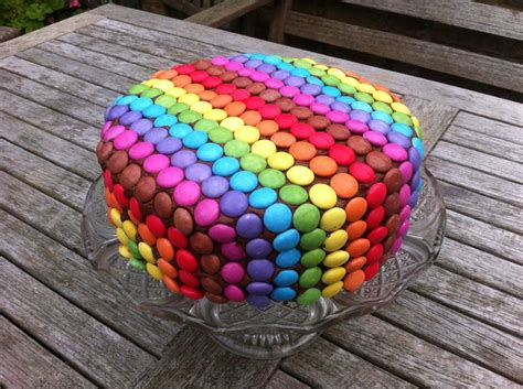 25 best ideas about smarties cake on cake inside cake and inside