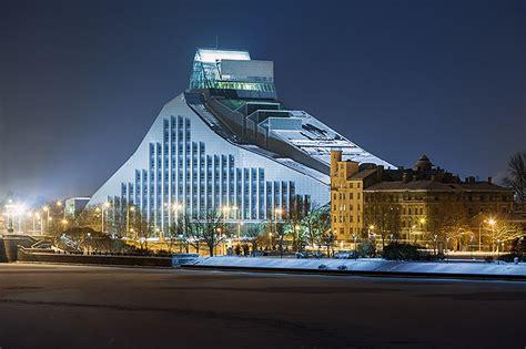 Latvijas Nacionālā bibliotēka | AS