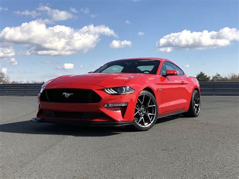 american icon  ford mustang gt test drive review