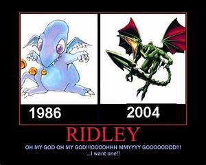 Ridley Metroid Meme Wwwimgkidcom The Image Kid Has It