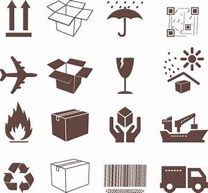 Packaging Symbols Free vector in Adobe Illustrator ai ...