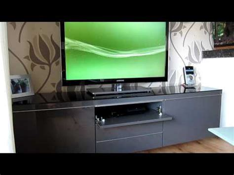besta ikea review task electric opening of cabinet drawer