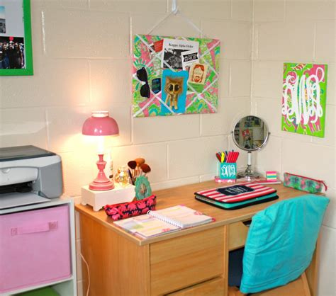 desk for your room miss southern prep preppy dorm showcase round 4 dorothy