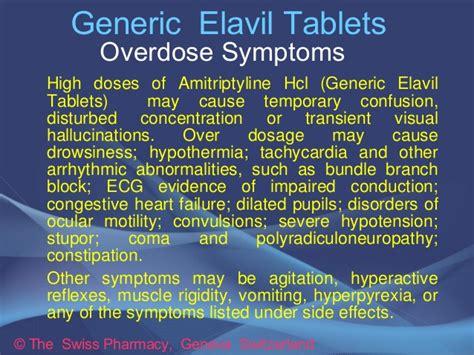 generic elavil tablets  treatment  depression