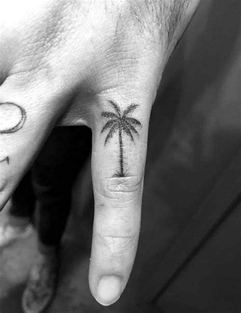 50+ Finger Tattoo Ideas That Will Encourage You to Get Inked | Norse tattoo | Men finger tattoos