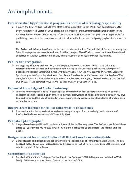 Resume Portfolio Template by Career Portfolio Template Exles Templates Resume
