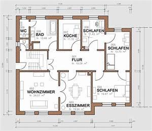 Kleine Holzhäuser Grundrisse : grundriss mit ma en ~ Bigdaddyawards.com Haus und Dekorationen