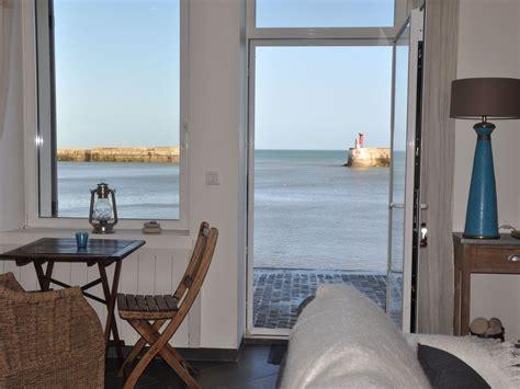 chambres d h es normandie bord de mer gîte de charme avec vue mer époustouflante cheminée