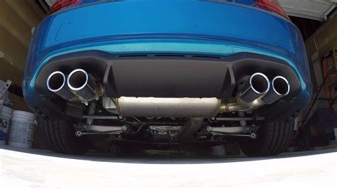 bmw m2 exhaust bmw m2 stock exhaust revs and sound youtube