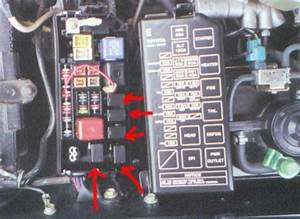 Toyota 4runner Fuse Box