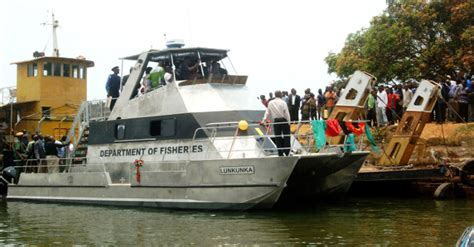 zambia illegal fishing methods worse  bangweulu
